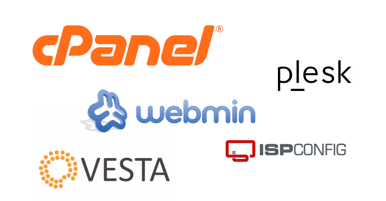 Install control panels such as cPanel with a single click.